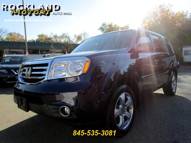 2014 Honda Pilot DISCLAIMER We make every effort to present information that is accurate However