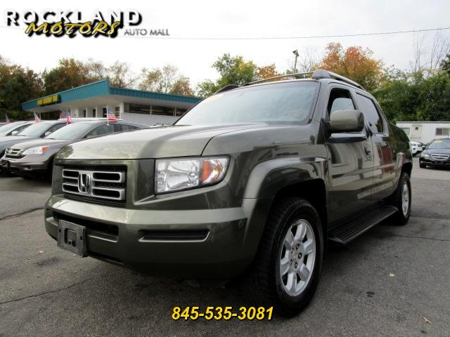 2006 Honda Ridgeline DISCLAIMER We make every effort to present information that is accurate Howe