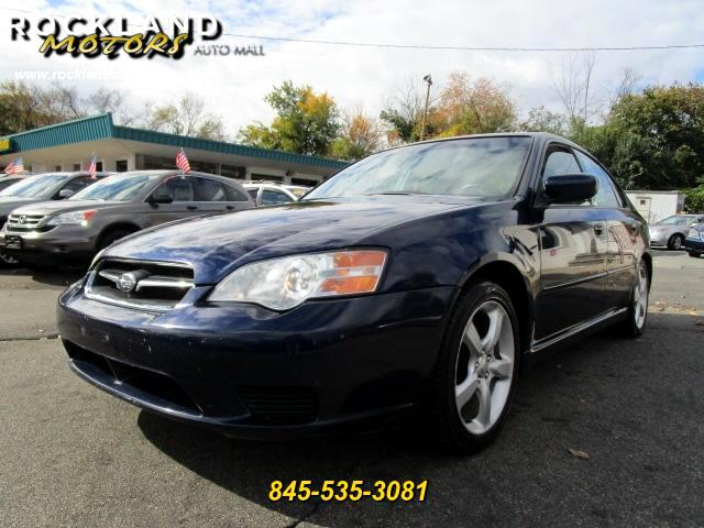 2006 Subaru Legacy DISCLAIMER We make every effort to present information that is accurate Howeve