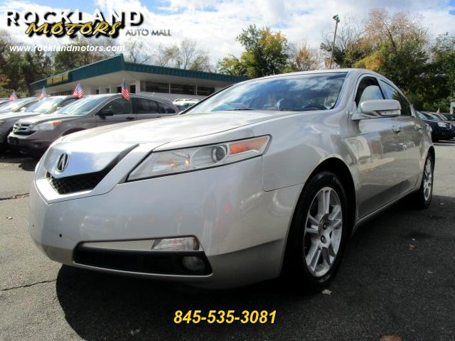 2009 Acura TL DISCLAIMER We make every effort to present information that is accurate However it