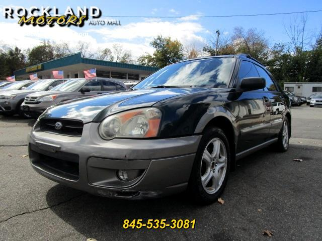 2004 Subaru Outback DISCLAIMER We make every effort to present information that is accurate Howev
