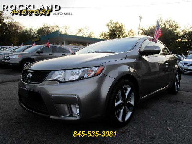 2010 Kia Forte Koup DISCLAIMER We make every effort to present information that is accurate Howev