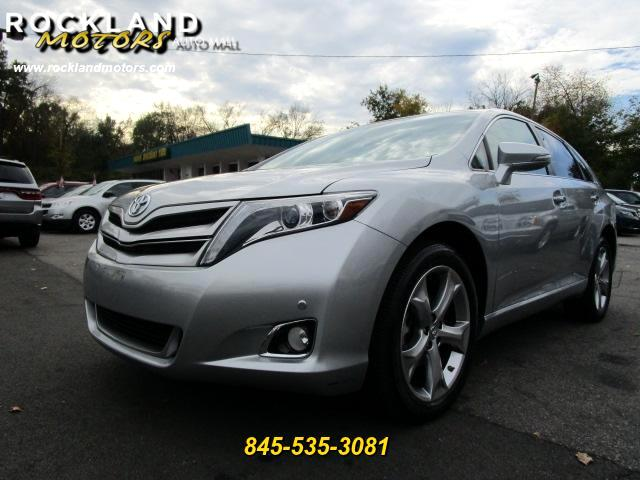 2015 Toyota Venza DISCLAIMER We make every effort to present information that is accurate However