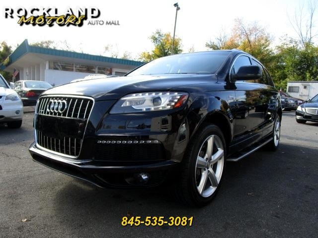 2014 Audi Q7 DISCLAIMER We make every effort to present information that is accurate However it i