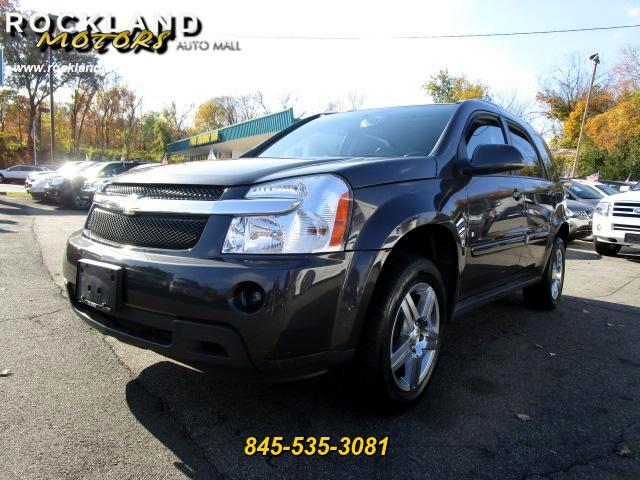 2008 Chevrolet Equinox DISCLAIMER We make every effort to present information that is accurate Ho