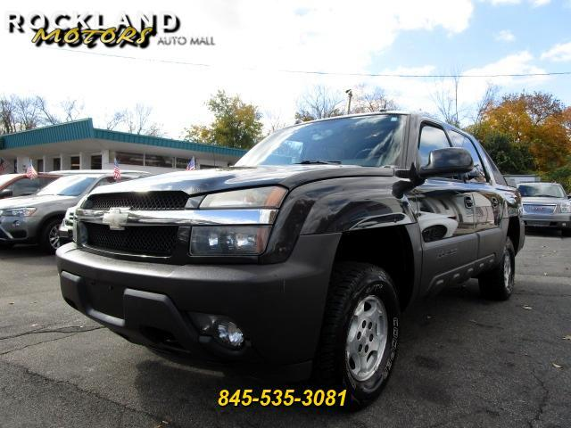 2005 Chevrolet Avalanche DISCLAIMER We make every effort to present information that is accurate