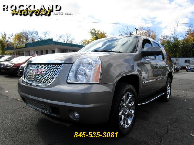 2012 GMC Yukon Denali DISCLAIMER We make every effort to present information that is accurate How