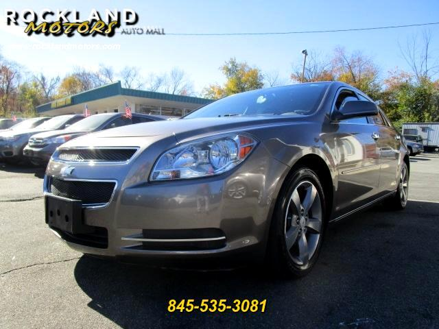2012 Chevrolet Malibu DISCLAIMER We make every effort to present information that is accurate How