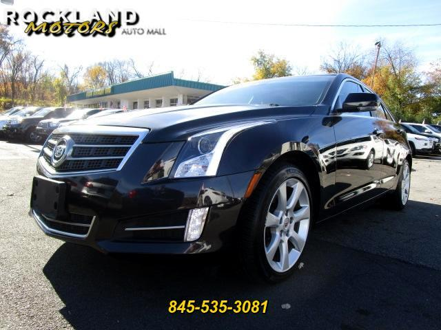 2013 Cadillac ATS DISCLAIMER We make every effort to present information that is accurate However