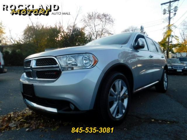 2012 Dodge Durango DISCLAIMER We make every effort to present information that is accurate Howeve