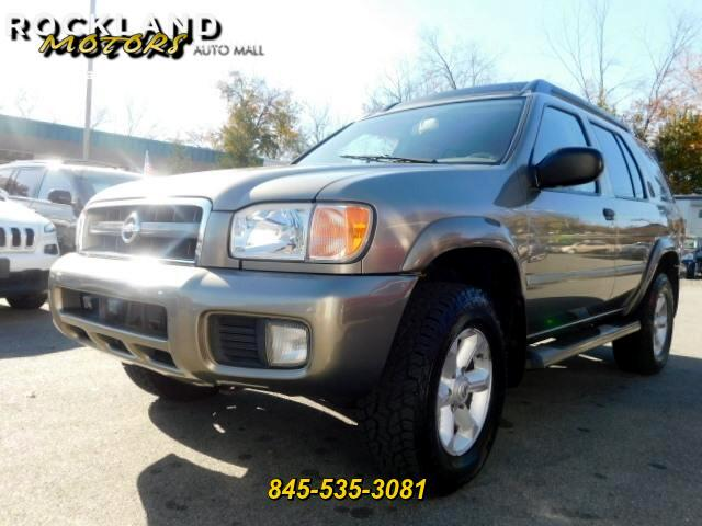 2004 Nissan Pathfinder DISCLAIMER We make every effort to present information that is accurate Ho