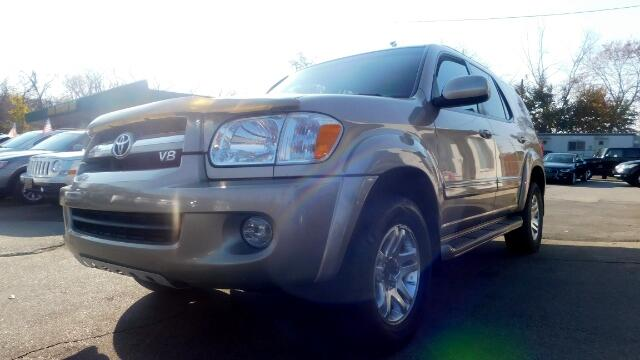 2005 Toyota Sequoia DISCLAIMER We make every effort to present information that is accurate Howev