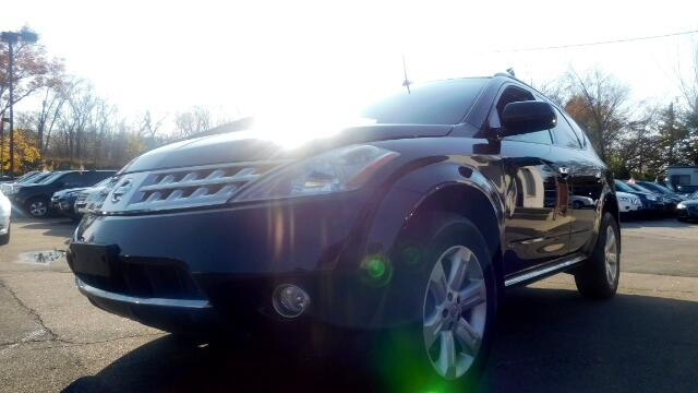 2007 Nissan Murano DISCLAIMER We make every effort to present information that is accurate Howeve