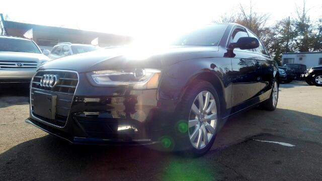 2013 Audi A4 DISCLAIMER We make every effort to present information that is accurate However it i
