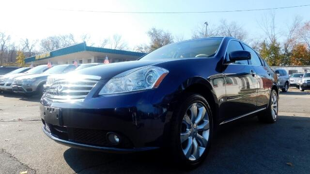 2007 Infiniti M DISCLAIMER We make every effort to present information that is accurate However i