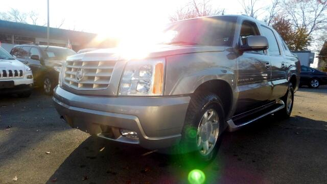 2002 Cadillac Escalade EXT DISCLAIMER We make every effort to present information that is accurate
