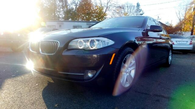 2013 BMW 5-Series DISCLAIMER We make every effort to present information that is accurate However