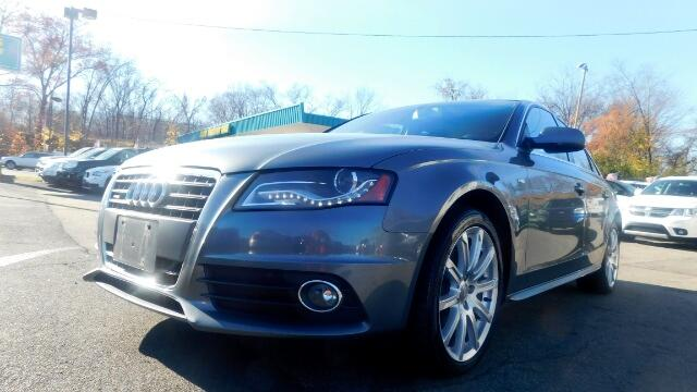 2012 Audi A4 DISCLAIMER We make every effort to present information that is accurate However it i