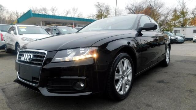 2010 Audi A4 DISCLAIMER We make every effort to present information that is accurate However it i