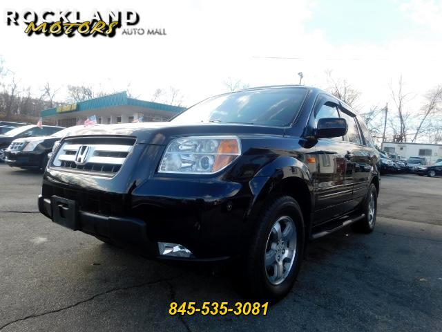 2007 Honda Pilot DISCLAIMER We make every effort to present information that is accurate However