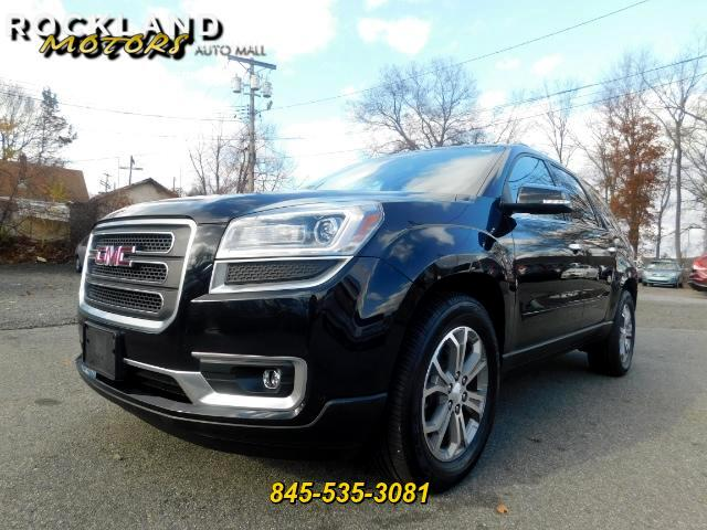 2014 GMC Acadia DISCLAIMER We make every effort to present information that is accurate However i