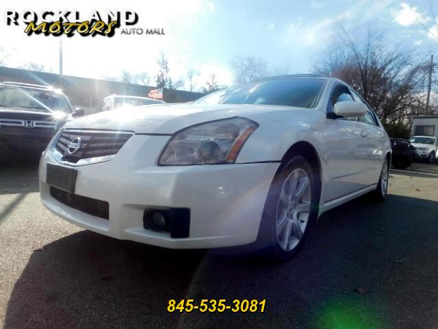 2008 Nissan Maxima DISCLAIMER We make every effort to present information that is accurate Howeve