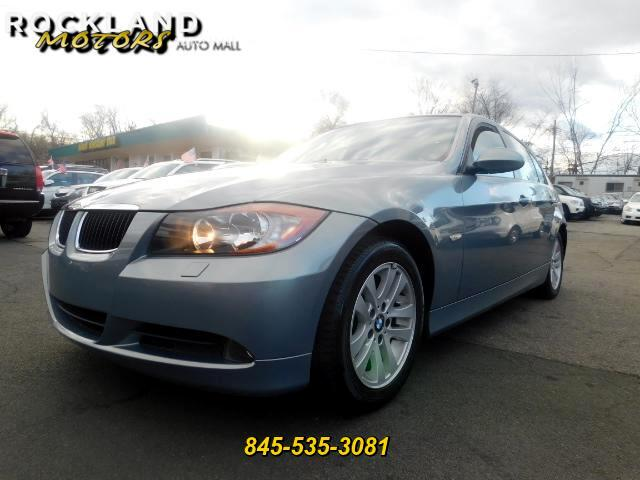 2007 BMW 3-Series DISCLAIMER We make every effort to present information that is accurate However