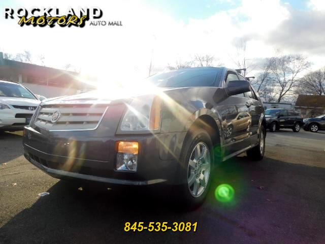 2008 Cadillac SRX DISCLAIMER We make every effort to present information that is accurate However