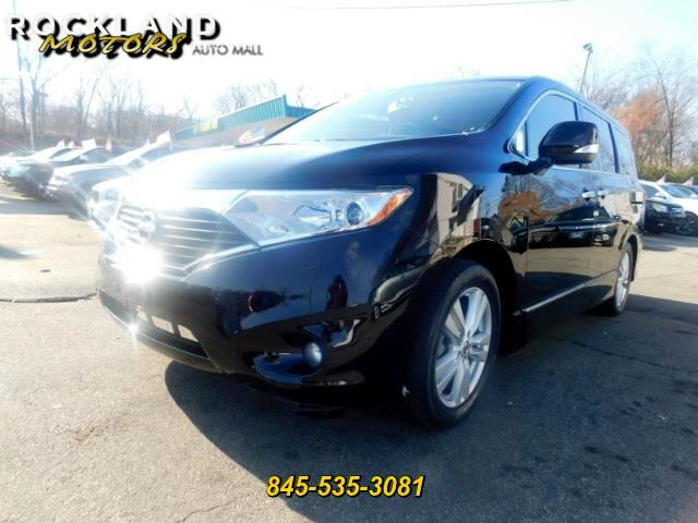 2012 Nissan Quest DISCLAIMER We make every effort to present information that is accurate However