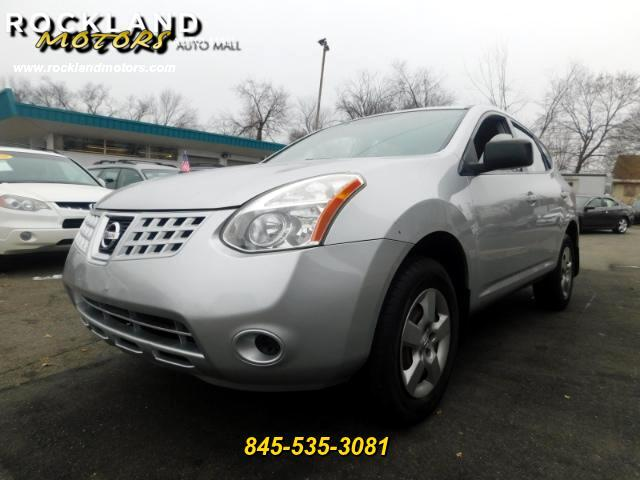 2009 Nissan Rogue DISCLAIMER We make every effort to present information that is accurate However