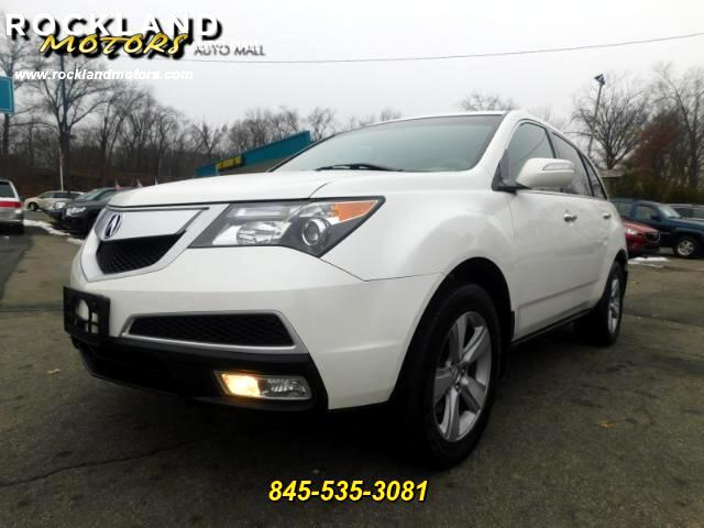 2011 Acura MDX DISCLAIMER We make every effort to present information that is accurate However it