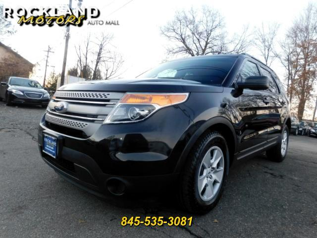 2013 Ford Explorer DISCLAIMER We make every effort to present information that is accurate Howeve