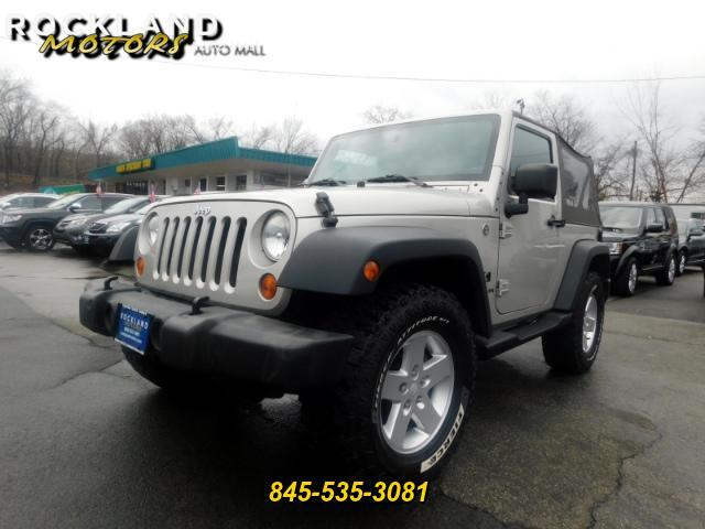 2007 Jeep Wrangler DISCLAIMER We make every effort to present information that is accurate Howeve