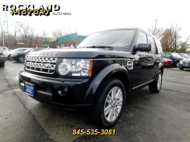 2012 Land Rover LR4 DISCLAIMER We make every effort to present information that is accurate Howev