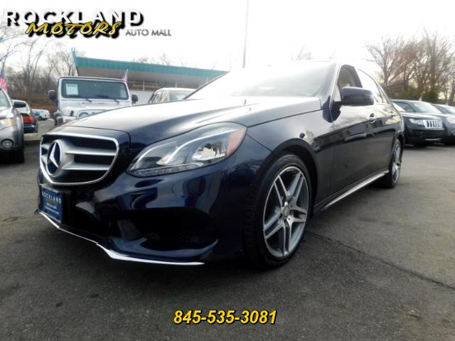 2015 Mercedes E-Class DISCLAIMER We make every effort to present information that is accurate How
