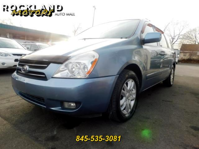 2006 Kia Sedona DISCLAIMER We make every effort to present information that is accurate However i