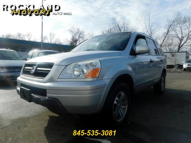 2005 Honda Pilot DISCLAIMER We make every effort to present information that is accurate However