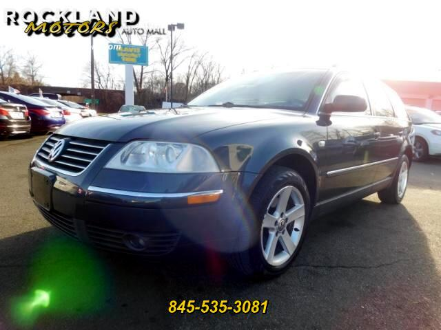 2004 Volkswagen Passat Wagon DISCLAIMER We make every effort to present information that is accura
