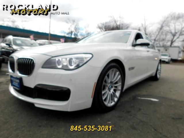 2014 BMW 7-Series DISCLAIMER We make every effort to present information that is accurate However