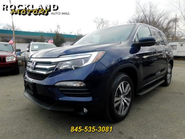 2016 Honda Pilot DISCLAIMER We make every effort to present information that is accurate However