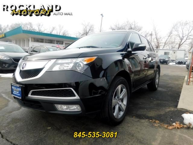 2011 Acura MDX 6-Spd AT