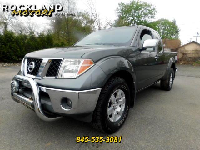 2005 Nissan Frontier Nismo King Cab 4WD
