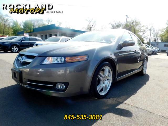 2007 Acura TL 5-Speed AT with Navigation