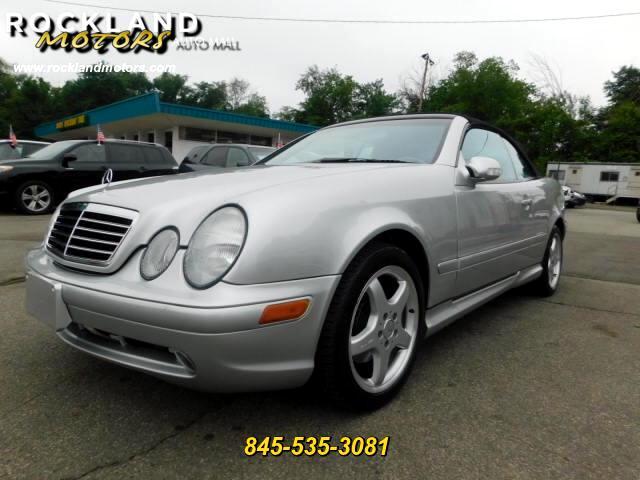 2003 Mercedes-Benz CLK-Class CLK430 Cabriolet