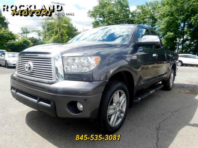2012 Toyota Tundra Limited 5.7L Double Cab 4WD