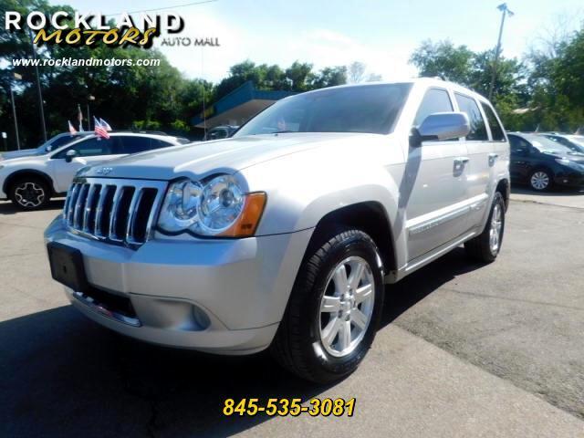 2008 Jeep Grand Cherokee Overland 4WD
