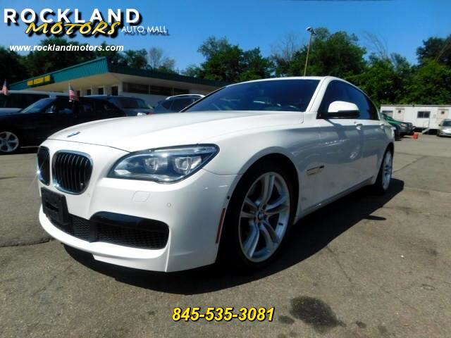 2014 BMW 7-Series 750I XDrive M Sport Package