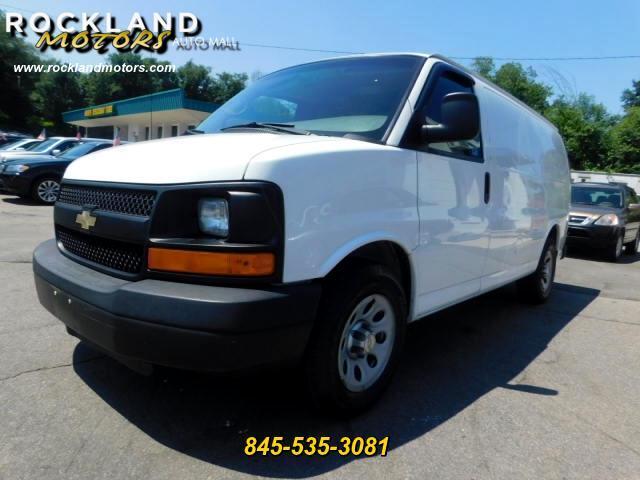 2010 Chevrolet Express 1500 AWD Cargo
