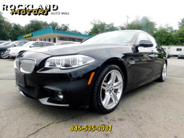 2014 BMW 5-Series 550i xDrive M-Sport Package