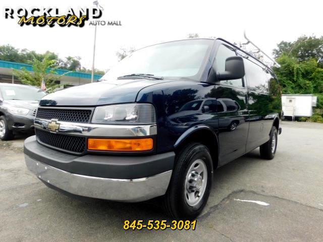 2015 Chevrolet Express 3500 Cargo